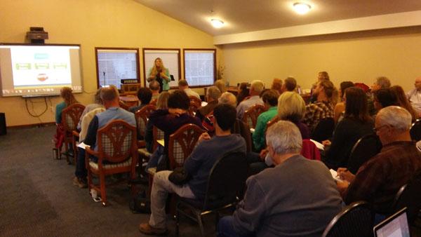 Linda Stirling Speaking