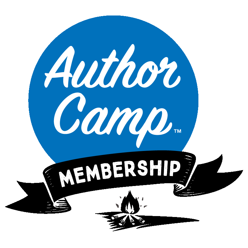 Author Camp Logo